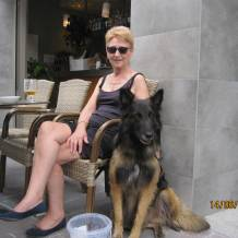 Femme 53 ans rencontre sérieuse à Lezignan Corbieres (11) Languedoc-roussillon avec homme. alsa