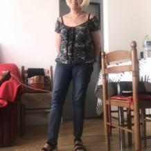 Femme 60 ans rencontre sérieuse à Cambrai (59) Nord-pas-de-calais avec homme. monik59